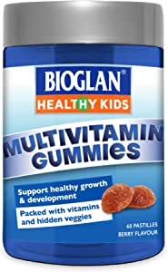 Bioglan BG Healthy Kids Multi 60s, 0.17 Kilograms