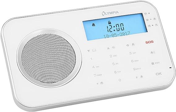 Olympia Funk Alarmsystem Mit Wlan Elektronik