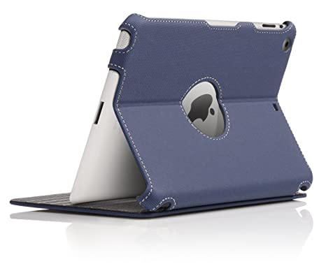 Targus Vuscape Case and Stand for iPad mini, Indigo Blue (THZ18202US)