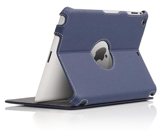 Targus Vuscape Case and Stand for iPad mini, Indigo Blue (THZ18202US)