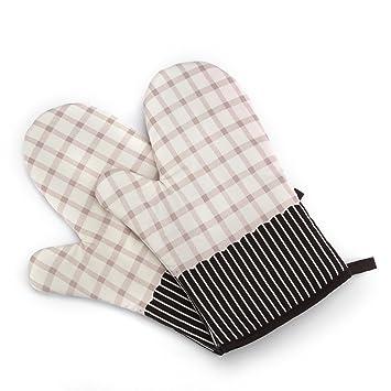 Ofen Handschuh Hitzebeständig Küche Küche Backen Backofen Handschuhe ...
