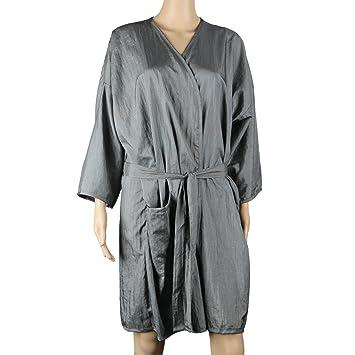 Amazon.com: Segbeauty Spa Massage Client Gown, Salon Kimono Robe ...