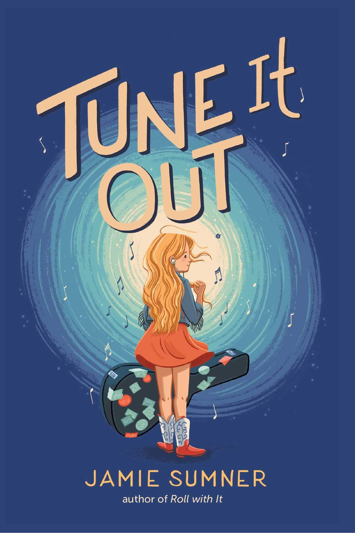 Amazon.com: Tune It Out (9781534457003): Sumner, Jamie: Books