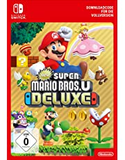 New Super Mario Bros. U Deluxe | Switch - Download Code