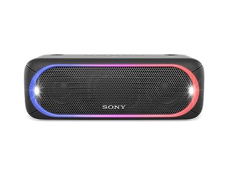 Sony SRSXB30 BLK XB30 Portable Wireless Speaker with Bluetooth, Black