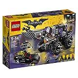 レゴ(LEGO)バットマン トゥーフェイス™のダブル解体マシン 70915