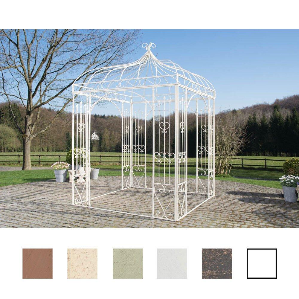 Clp Rosenbogen Metall Pavillon Manja Quadratisch Ca 200 X 200 Cm