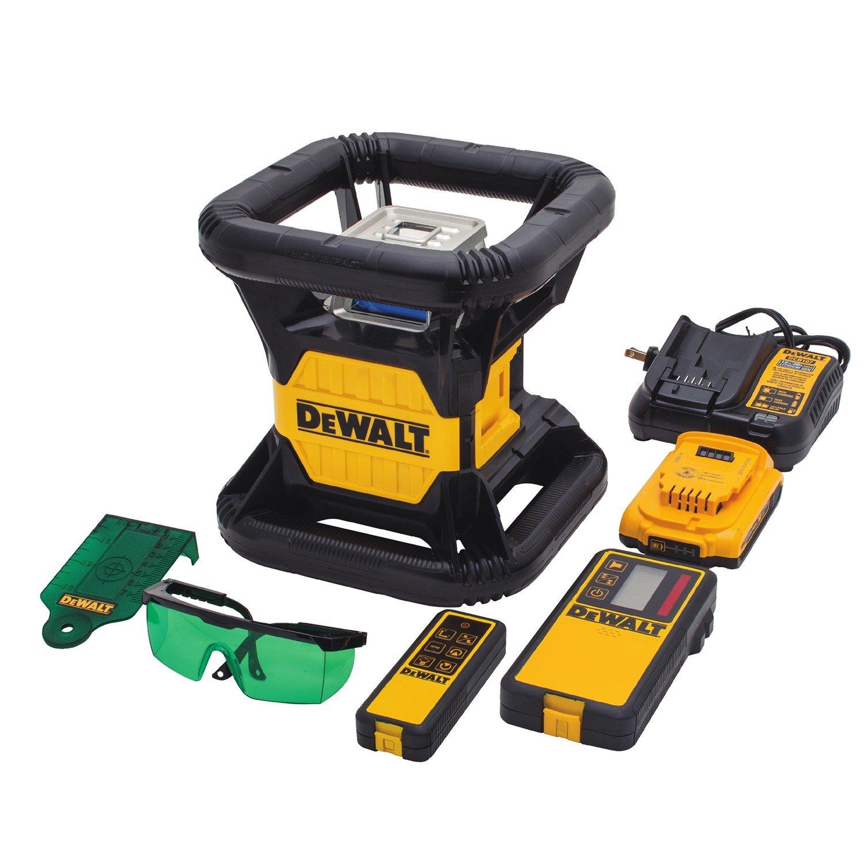 DEWALT DW079LG 20V MAX Green Rotary Tough Laser
