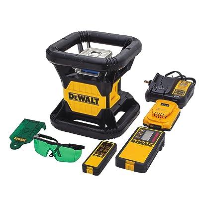 DeWALT DW079LG Green Rotary Laser Level
