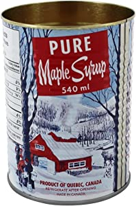 Seracon Eco Culture, Candle Tin Maple Wooden Wick 4.5 in, 1 Each
