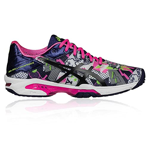 Chaussures Femme Asics Gel-solution Speed 3 L.e. Nyc: Amazon ...