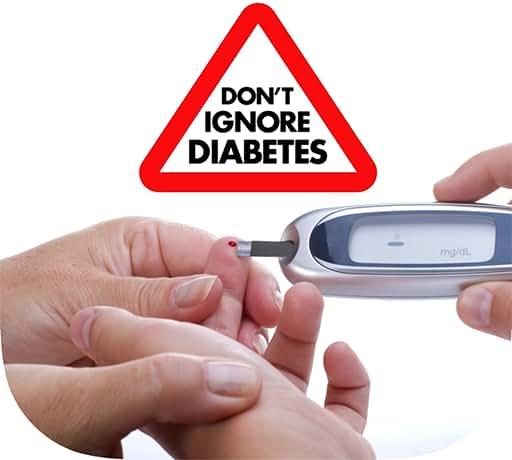Managing Diabetes - Signs, Diet & Treatments
