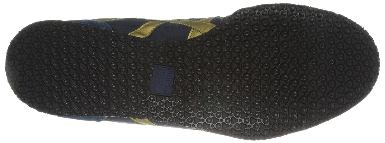 Onitsuka Tiger Women/12 Serrano Fashion Sneaker B00GP07EM6 13.5 M US Women/12 Tiger M US Men|Navy/Gold 7de1fb