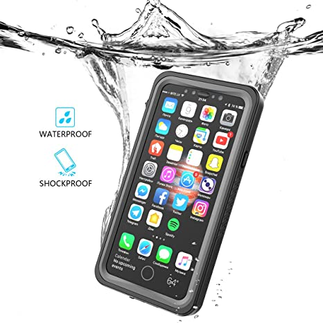 custodia iphone x antiacqua