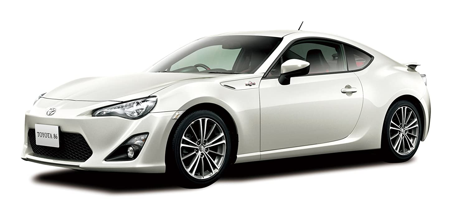 Amazon.com: Aoshima Models 2012 Scion FR S Model Building Kit (Toyota  FT86), Scale 1/24: Toys U0026 Games
