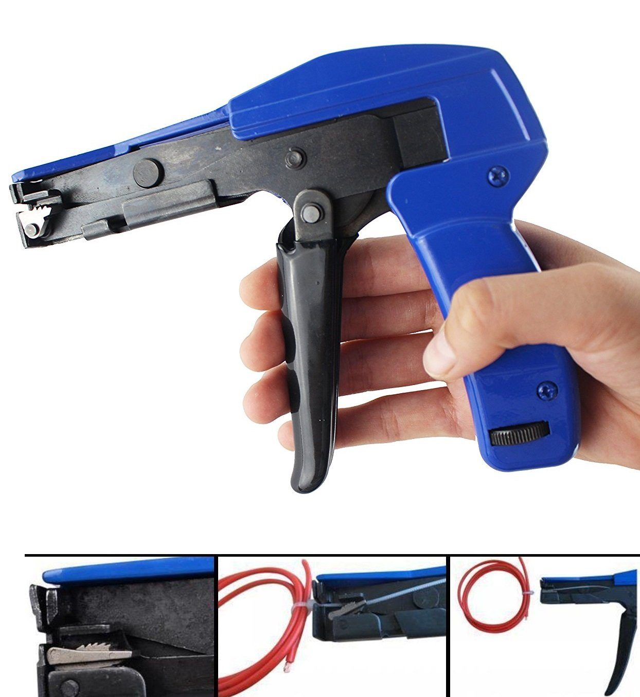 Cable Tie Gun Installation Tool,fastening Cable tool by Farmunion