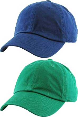 Toddler Kids Baseball Cap Vintage Distressed Washed Cotton Sun Hats Cap for Baby Boys Girls 2-7 Years