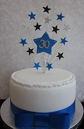 decoration gateau anniversaire 30 ans