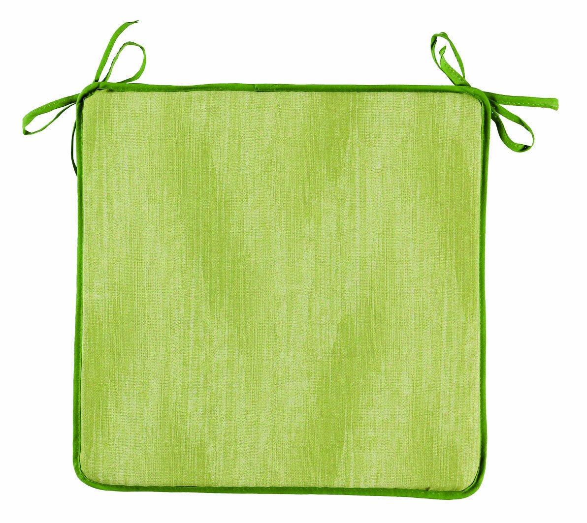 Best 04411477 disabili Cuscino Esterno 40 x 40 x 3 cm di Colore Verde