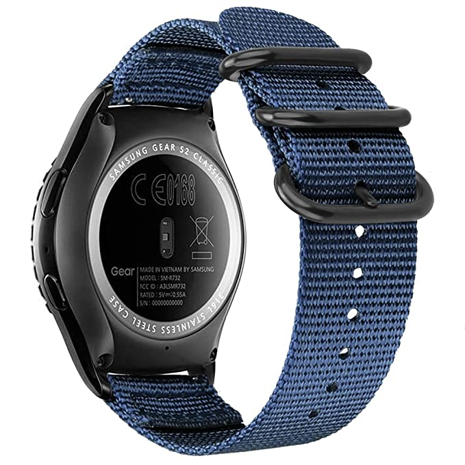 Fintie - Correa de Repuesto para Samsung Galaxy Watch de 42 mm y ...