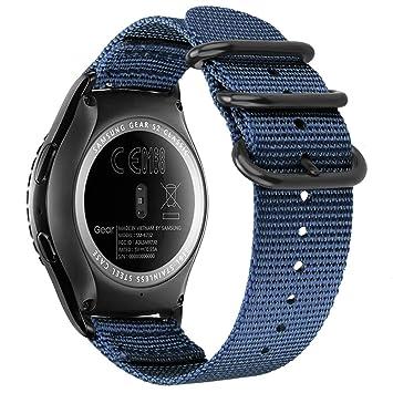 FINTIE Bracelet pour Galaxy Watch 42mm (SM-R810/SM-R815),