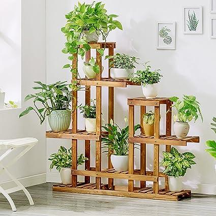 estantes para plantas / estanteria jardin Racks de flores ...