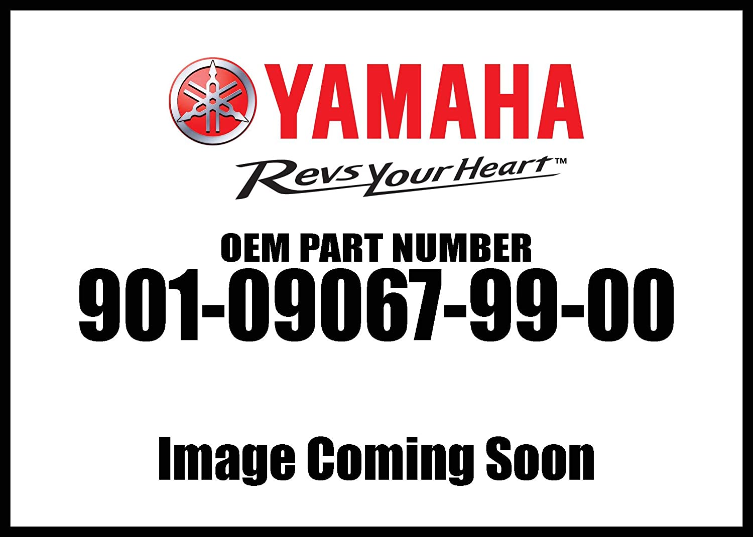 Yamaha 90109-06799-00 Bolt; 901090679900 Made by Yamaha