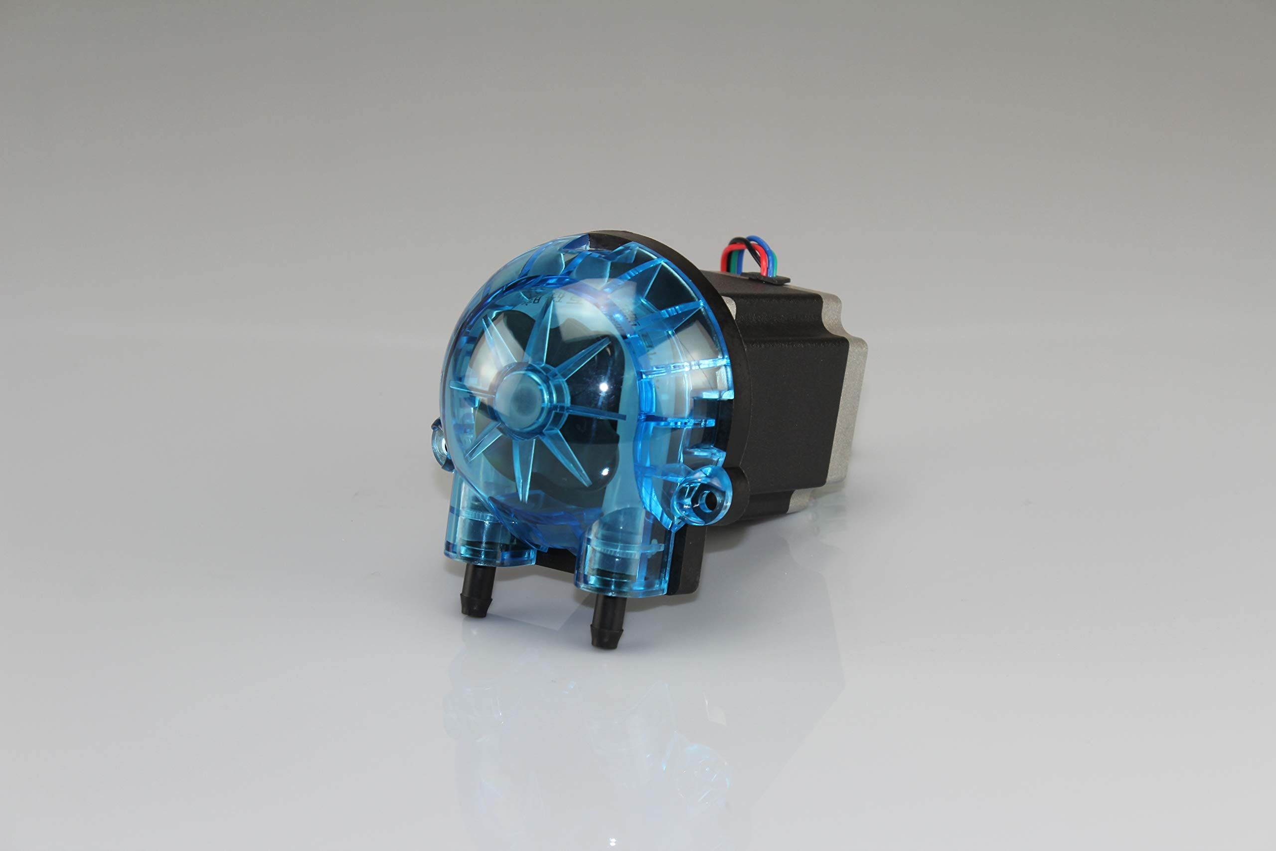Easy Controllable Stepper Motor Self-Priming Dosing Peristaltic Pump Fluid Control