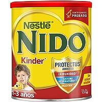 Nido Kinder Protectus Avanzado de 1-3 Años Leche en Polvo para Niños, 1.5 kg