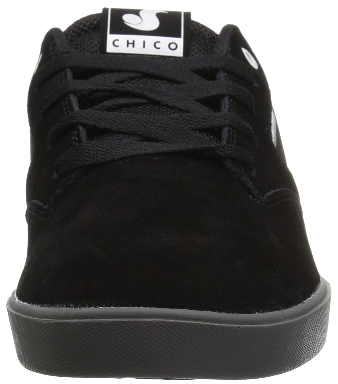 DVS Shoes Pressure SC, Zapatillas para Hombre, Negro (Black Suede 002), 47 EU