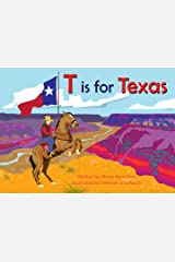 T is for Texas (Alphabet Cities) Board book