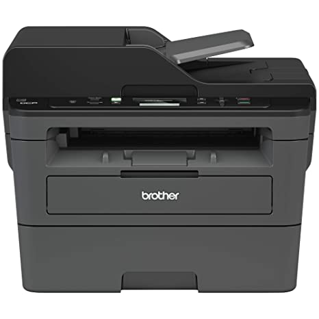 Brother Printer RDCPL2550DW Monochrome Printer with Scanner and Copier 2.7inch (Renewed)