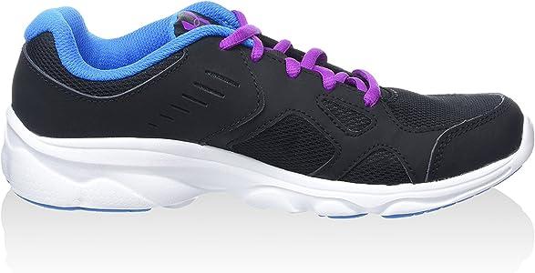 Under ArmourUa Ggs Pace Rn - Zapatillas de running chica, color negro, talla 355: Amazon.es: Zapatos y complementos