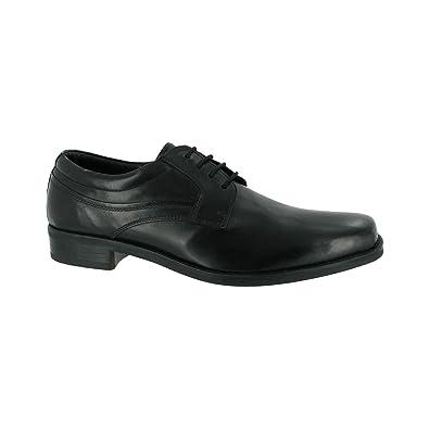 942a424c8e6c2b Amblers Lord Herren Lederschuhe Schnürschuhe Schuhe (41 EUR) (Schwarz)