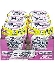 Excel White Sugar-Free Gum, Bubblemint, 60pc Bottle, 6 Count