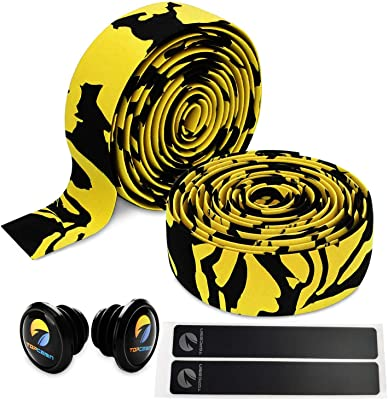 TOPCABIN Camouflage Series Comfort Handlebar Tape