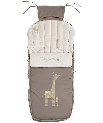 Jané Nest Plus - Saco de abrigo para sillas y carritos, color beige (080473 R80)