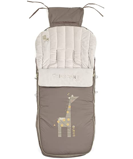 Jané Nest Plus - Saco de abrigo para sillas y carritos, color beige (080473 R80)