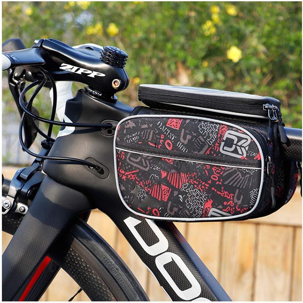 YANZZ Bolsa Bicicleta -Accesorios para Bicicleta-Impermeable Bolsa ...