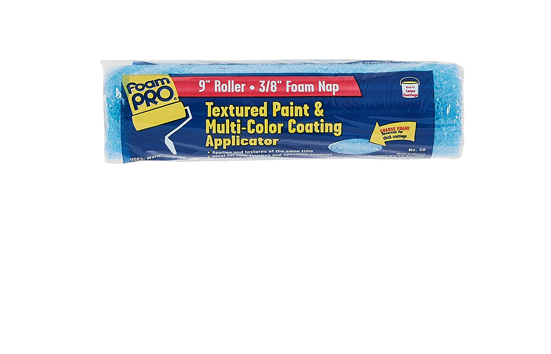FoamPRO 59 Texture Paint /& Anti-Slip Coating Roller 9 x 3//8