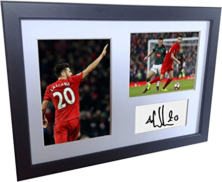 Adam Lallana Liverpool Home Jersey