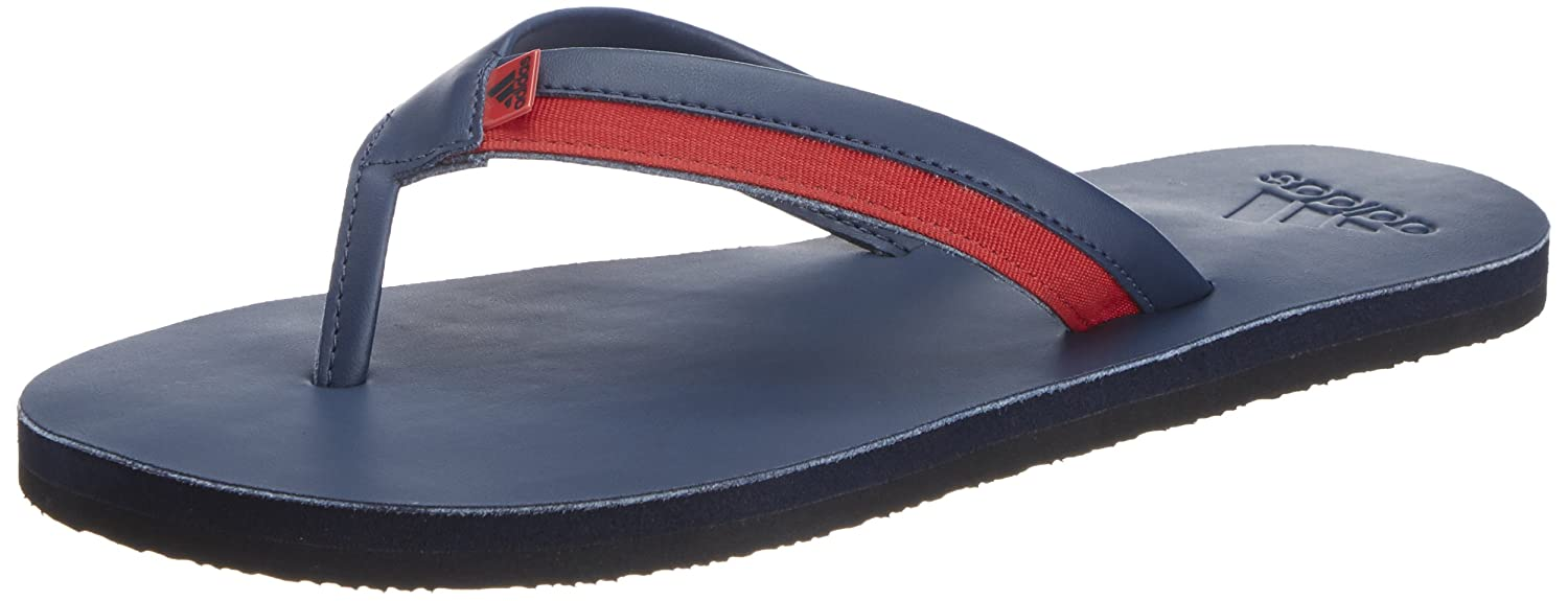 d960024a73bad Adidas Men s Brizo 30 Blue Flip-Flops and House Slippers - 12 UK  Buy  Online at Low Prices in India - Amazon.in