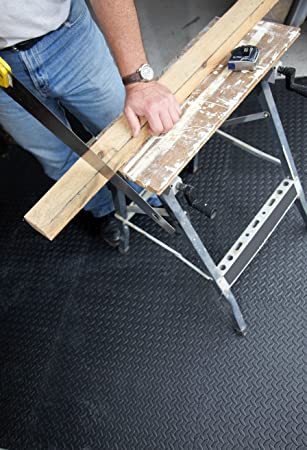 Interlocking gym garage anti fatigue flooring play mats sqft d