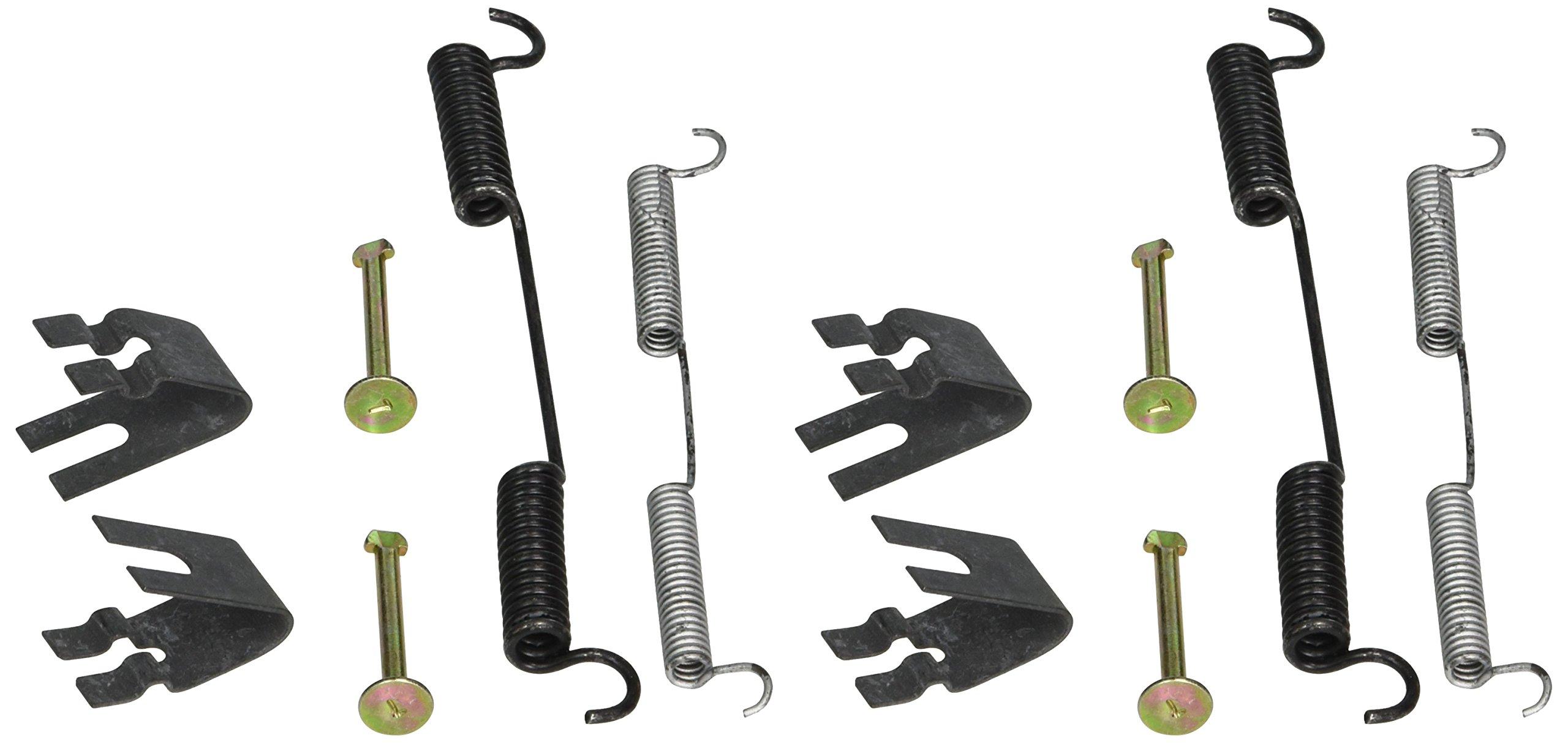 Carlson Quality Brake Parts 17220 Brake Combination Kit