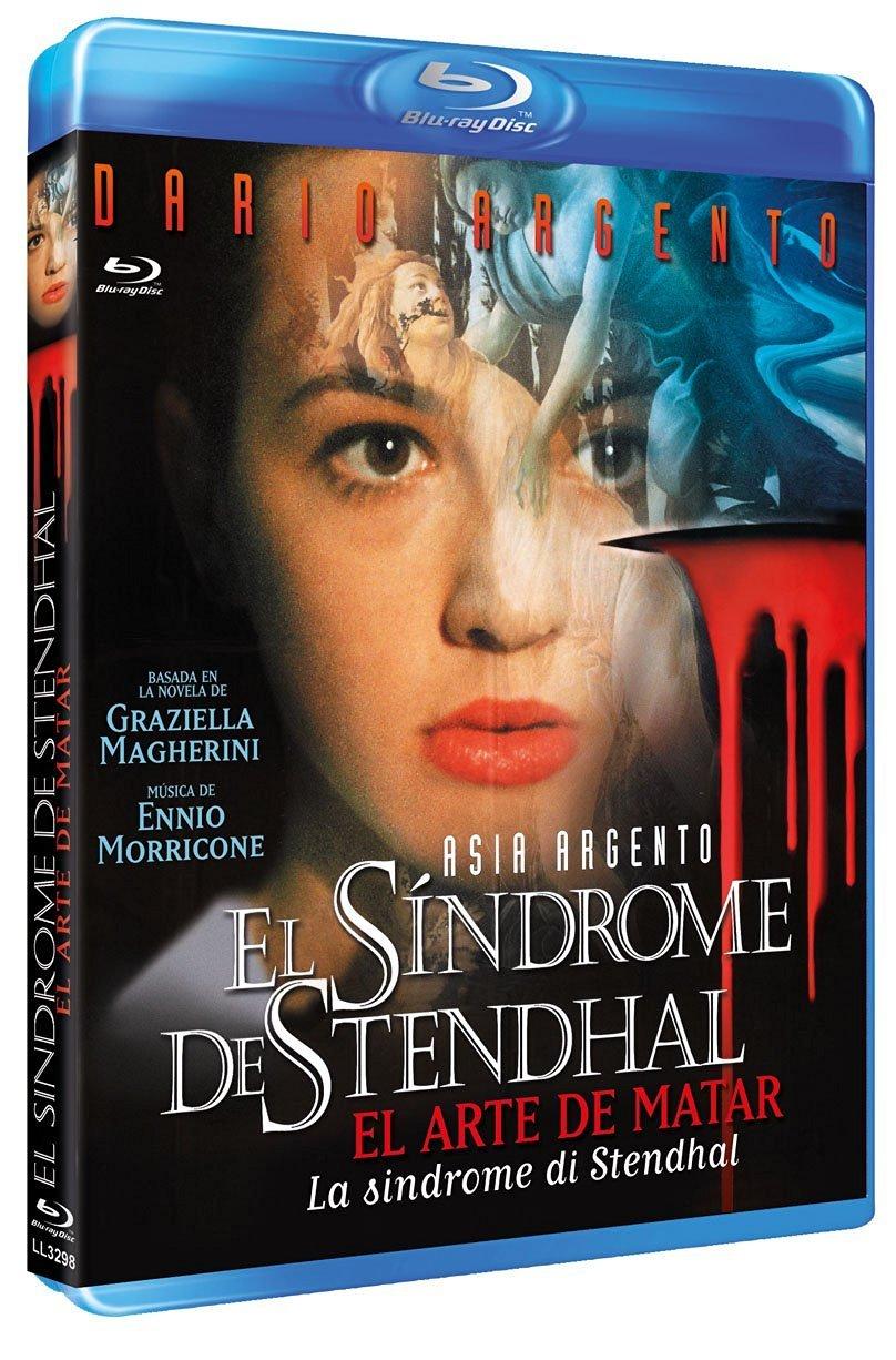 El Síndrome de Stendhal [Blu-ray]: Amazon.es: Asia Argento, Thomas Kretschmann, Marco Leonardi, Luigi Diberti, Paolo Bonacelli, Julien Lambroschini, ...