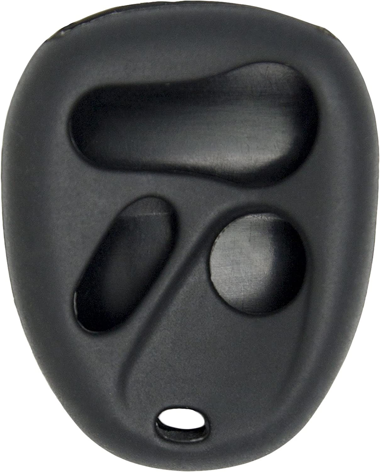New Silicone Cover Protective Case for Select GM 4 Button Remotes Black