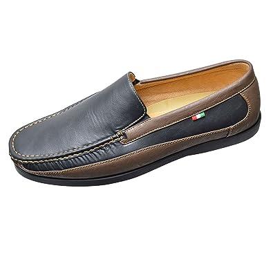 7040995c556c Mens Duke D555 Big King Size Slip On Shoes Designer PU Leather ...