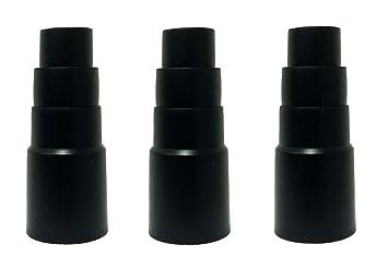 Hervorragend 3 x Reduzierstück Werkzeugadapter passend für Kärcher Nass Trocken SP15