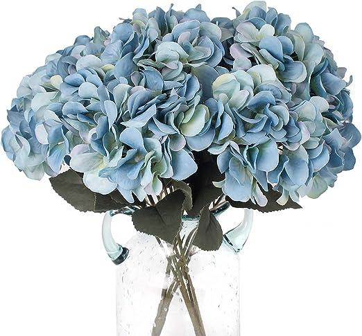 Bouquet Blueberry Flower Artificial Bunch Wedding Bride Bouquet Party Decor DIY
