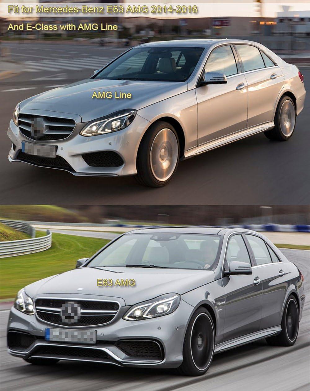 SPEEDLONG Car Mud Flaps Splash Guard Fender Mudguard for Mercedes-Benz GLA 45 AMG//GLA AMG Line 2015-2018 16 17